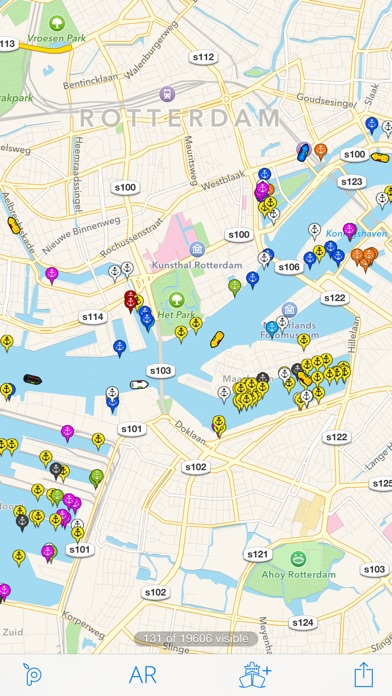 Screenshot for Ship Finder Lite in Lebanon App Store