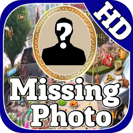 Free Hidden Objects:Missing Photos Hidden Object iOS App