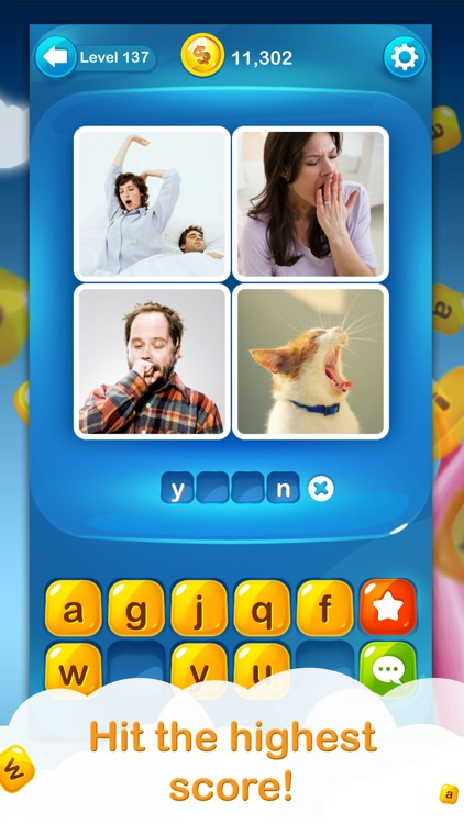 Pictures and Words - Guess the Word by Pics screenshot-3