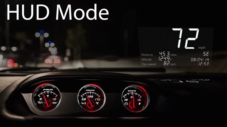 GPS Dash Free screenshot-3