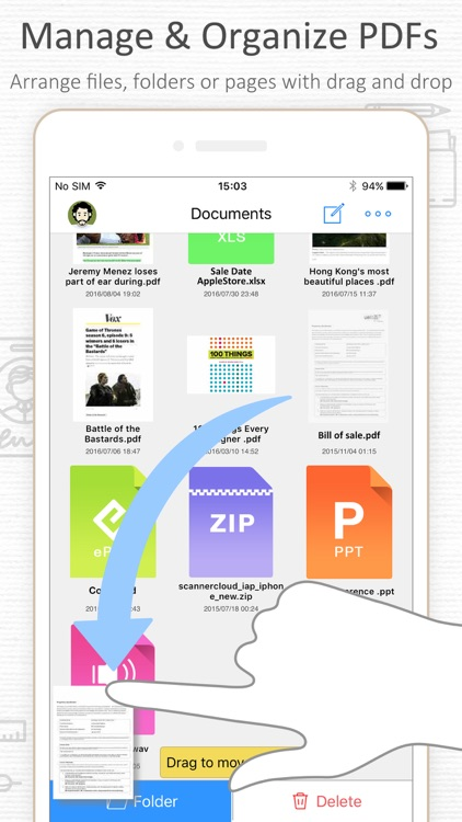 PDF Reader-Document Expert