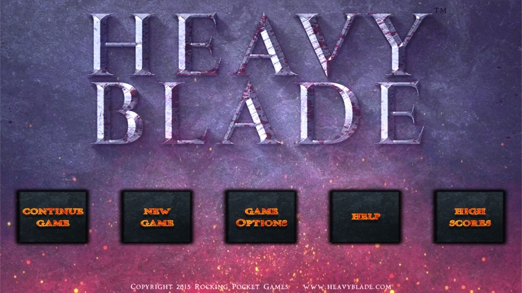 Heavy Blade screenshot-0