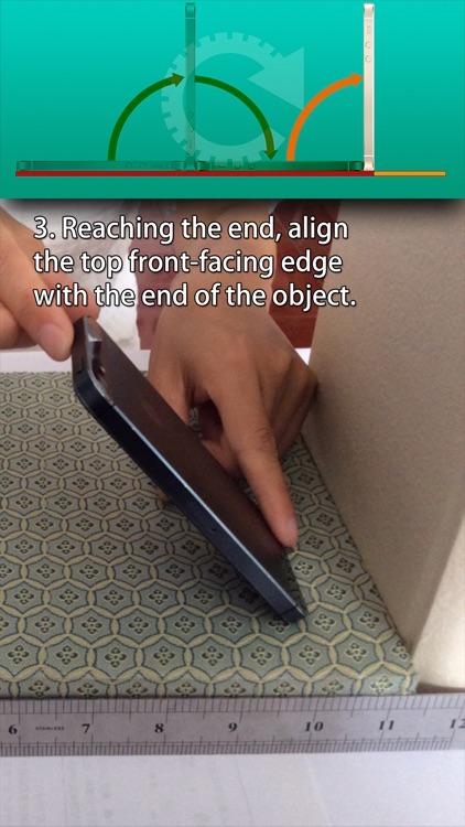 Rolling Ruler - Measure Length Easily screenshot-3