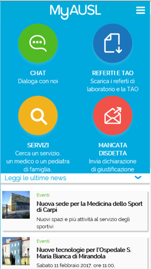 terapia anticoagulante tao modena