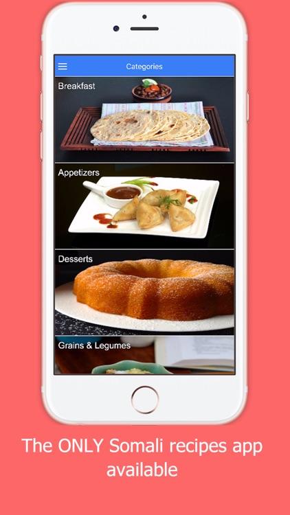 Somali Food screenshot-3