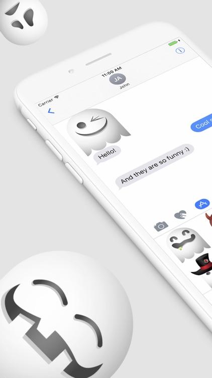 Ghosts SP emoji
