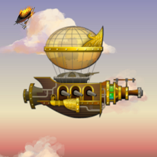 Activities of Airship Squadron Defender