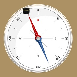 how to use qibla compass