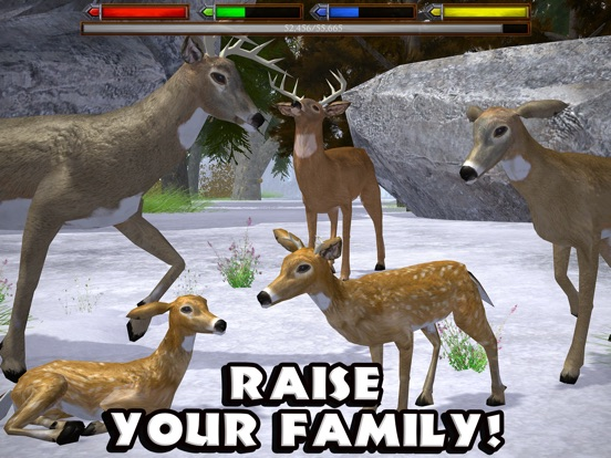 Скачать игру Ultimate Forest Simulator