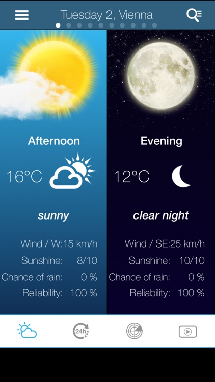 Weather for Austria screenshot-1