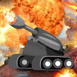Tanks 3D Go  - Tanks Battle Avoid Other Tanks