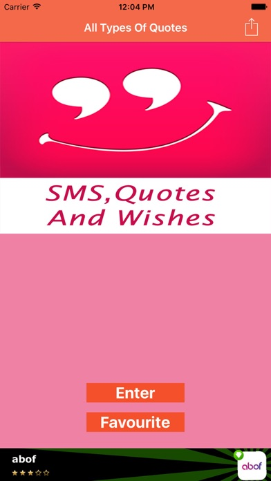 All Types Of Latest SMS,Quotes And Wishes Free App | App