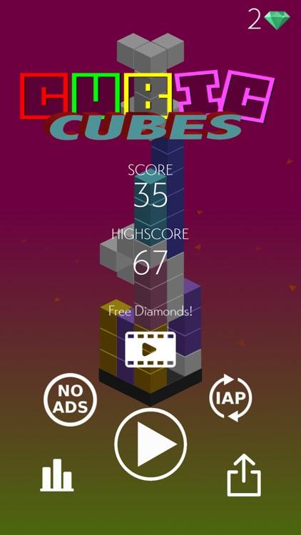Cubic Cubes screenshot-4