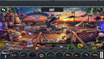 Hidden Objects:Mystery of Black Hearts screenshot one