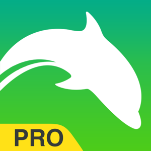 Dolphin Web Browser Pro –Secure Search Explorer app