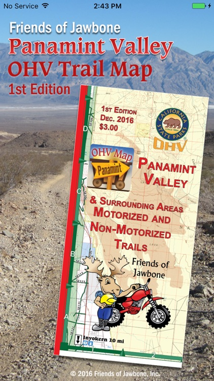 Panamint Map App screenshot-0