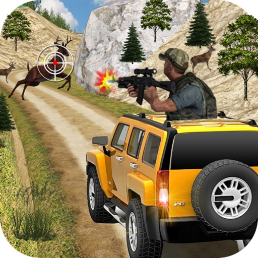 Jungle Hunting Simulator : 3D Sniper Shooting