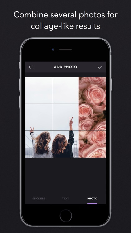 Instagrids Pro - Crop Photos For IG Profile View screenshot-3
