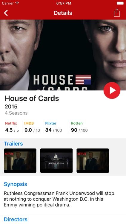 Upflix for Netflix (No Ads)