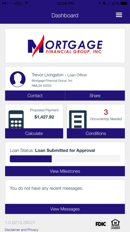 Mortgage Financial Group