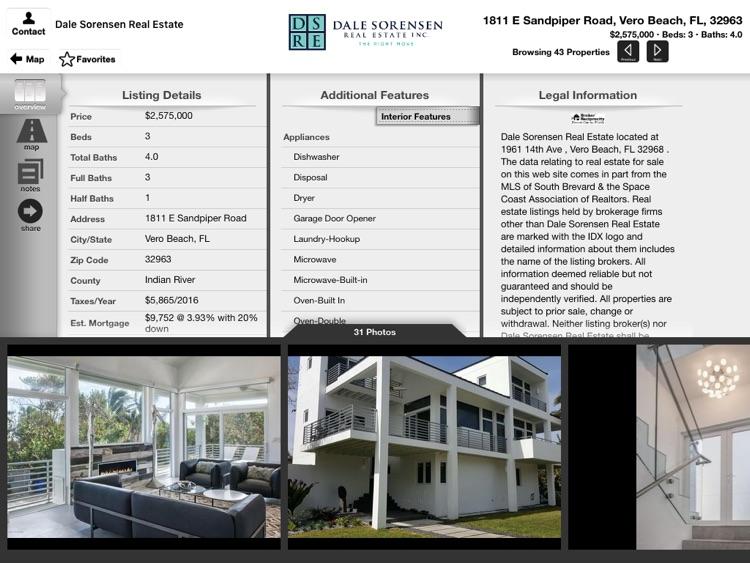 Dale Sorensen Real Estate for iPad screenshot-3