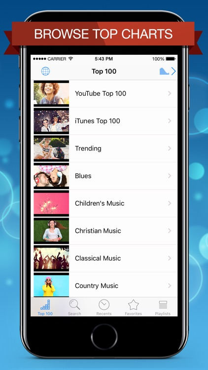 Music Player for YouTube. screenshot-3