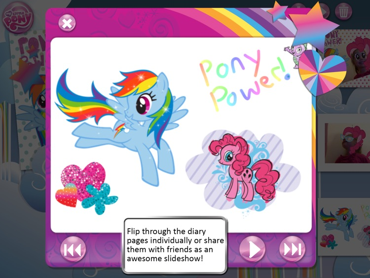 My Little Pony Diary screenshot-4