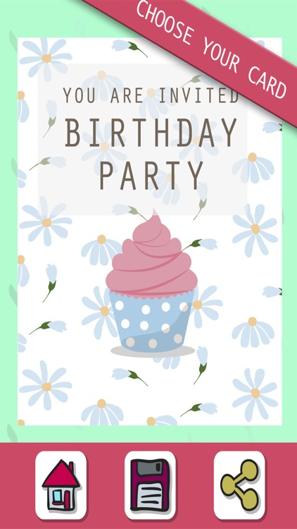 Happy birthday greeting cards & stickers – Pro