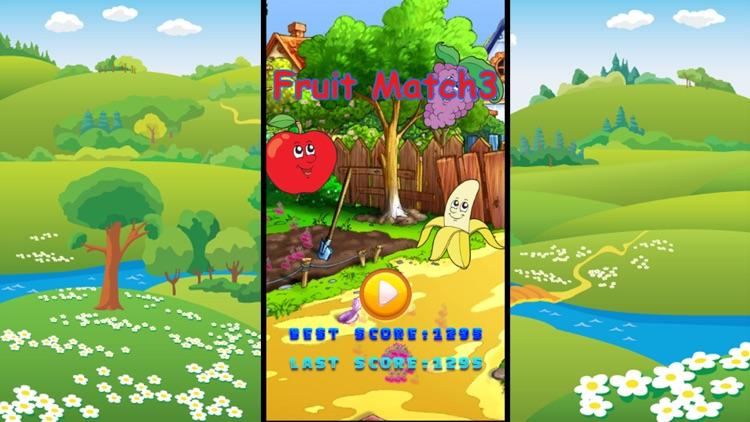 Fruit Match 3 Games