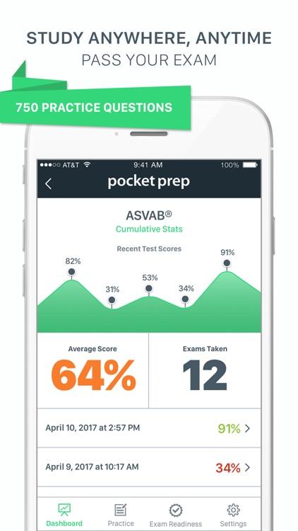 ASVAB Pocket Prep