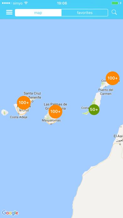 Playas Canariasのおすすめ画像3