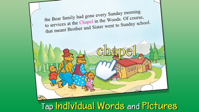The Berenstain Bears Go To Sunday School review screenshots