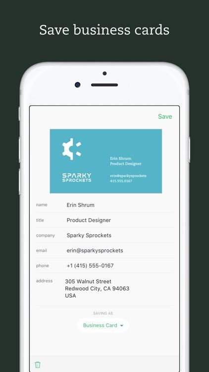 Evernote - stay organized screenshot-3