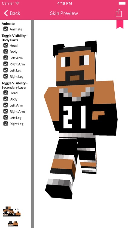 Basketball Skins For Minecraft Edition screenshot-3