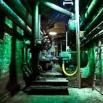 Abandoned Creepy Factory Escape
