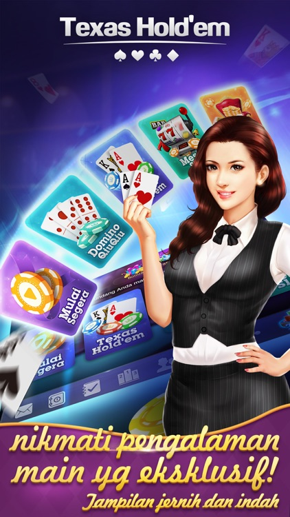Texas Poker Holdem Slot By 陈 Weixue