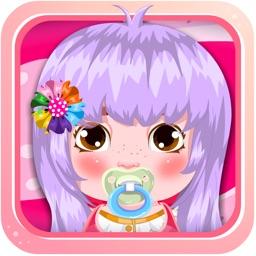 Newborn Baby Care - Kids Games