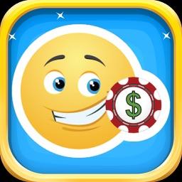 Gambling Stickers - Gamling Emojis and Art