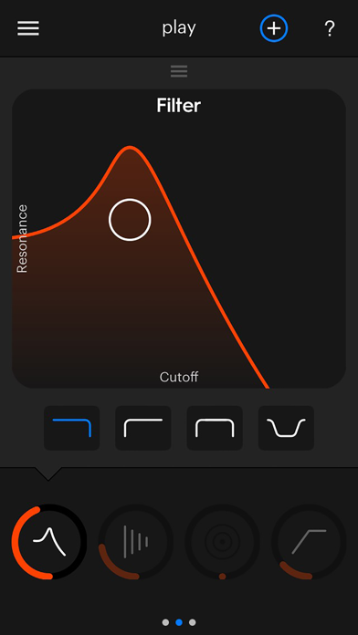 Oval Synth screenshot two