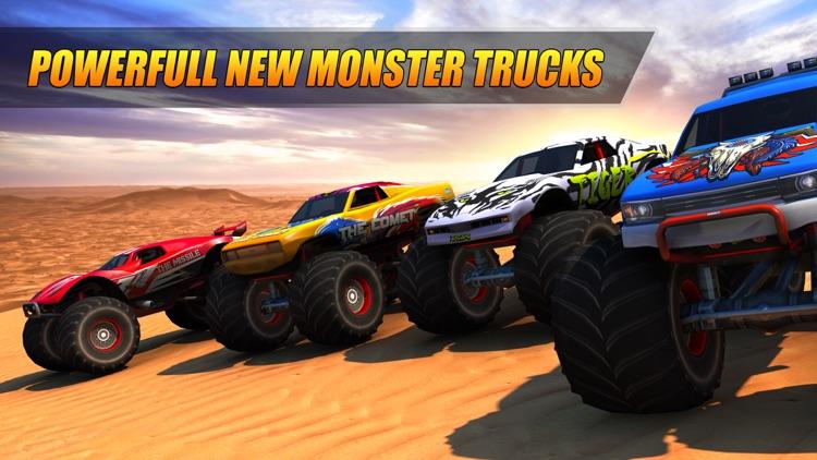 Monster Truck Racing Legend -  Speed Racer 2017 screenshot-4