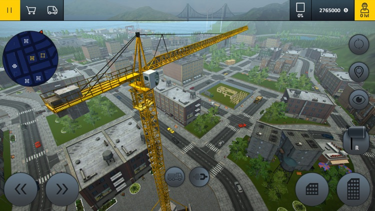 Construction Simulator PRO 2017 screenshot-0