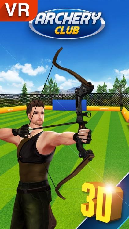 VR Archery Master 3D : Shooting Games screenshot-4