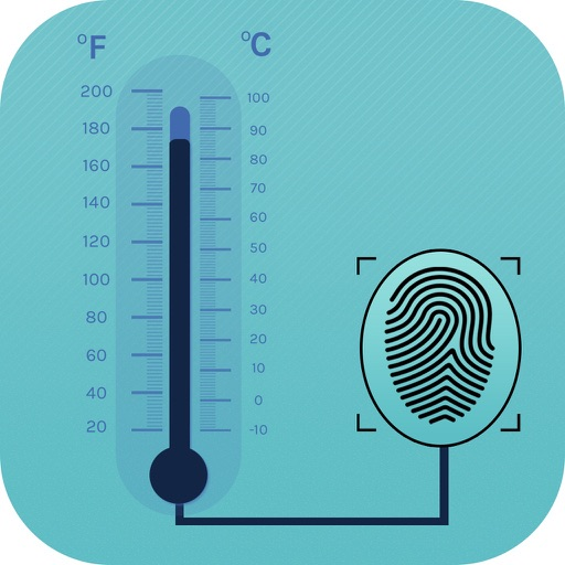 Body Temperature Detector iOS App