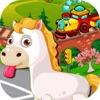 小马宝莉汽车总动员-模拟汽车早教儿童游戏