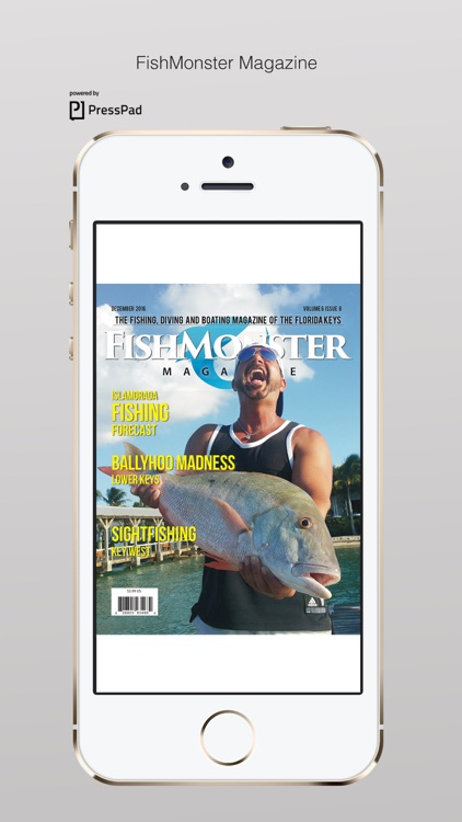 FishMonster Magazine: fishing, diving and boating lifestyle