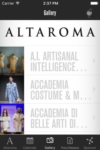 AltaRoma - náhled