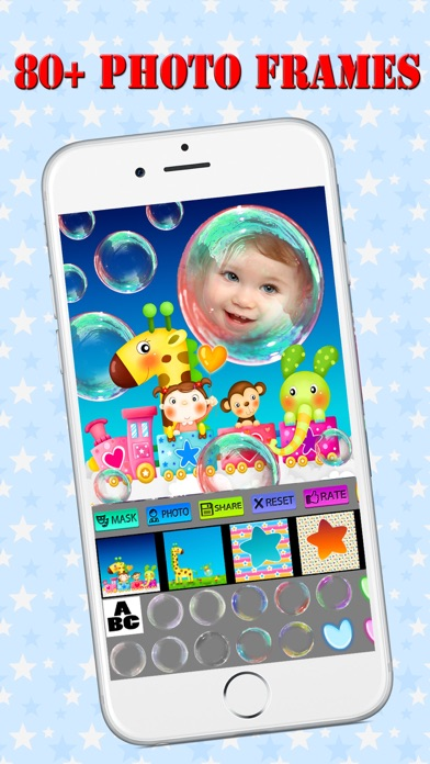 Amazing Baby Photo Frames Pro (HD)