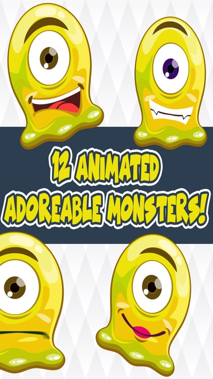 Animated Adorable Monster