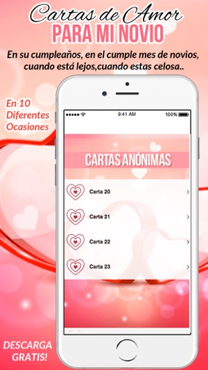 Cartas De Amor Para Mi Novio On The App Store