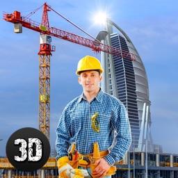 Hotel Empire Building: Construction Simulator 3D